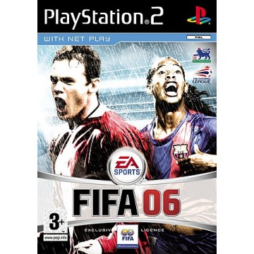 FIFA 2006 (Lietota)